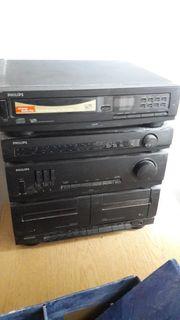 stereoanlage LP s CD s