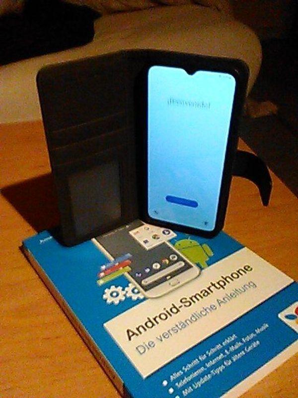 Neues Smartphone SAMSUNG A12 mit