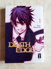Manga Death Edge Bd 1