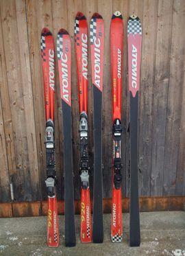 Alpin Ski Atomic 170cm/180cm