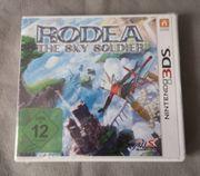 Rodea The Sky Soldier - Nintendo