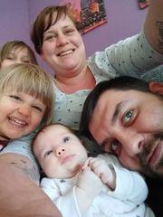 familie mit 3 kindern sucht