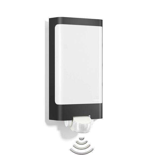 Sensor-Außenleuchte L 240 LED Anthrazit