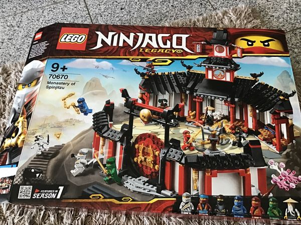 Lego NINJAGO Set 70670