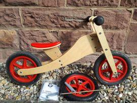 Kinder-Fahrräder - Kinderrad Geuther - 2 in 1