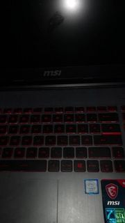 msi Gaming Notebook GV627RE