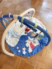 Baby Spielbogen mit Krabbeldecke
