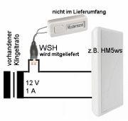 Batterielose mp3-Melodieklingeln Melodiegong