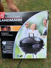 Kugelgrill Grillchef von Landmann
