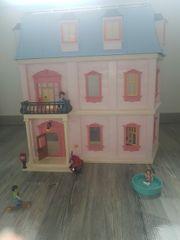 Große Playmobil Stadtvilla
