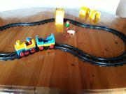 Playmobil Eisenbahn 1990 geobra - gebraucht -