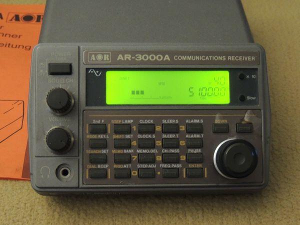 Funkscanner AR-3000A
