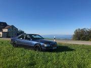 Mercedes Benz RARITÄT W124 220CE