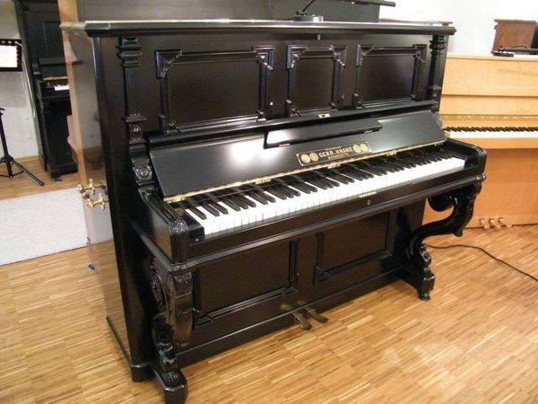 Klavier Knake wunderschönes komplett überholtes