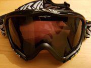 Ski Snowboard Fahrrad Skibrille KED