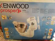Neue Kenwood Prospero Küchenmaschine