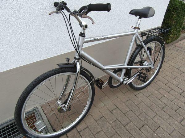 Mercedes Benz Retro Fahrrad Herren