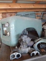 Verkaufe Land Rover Teile Serie