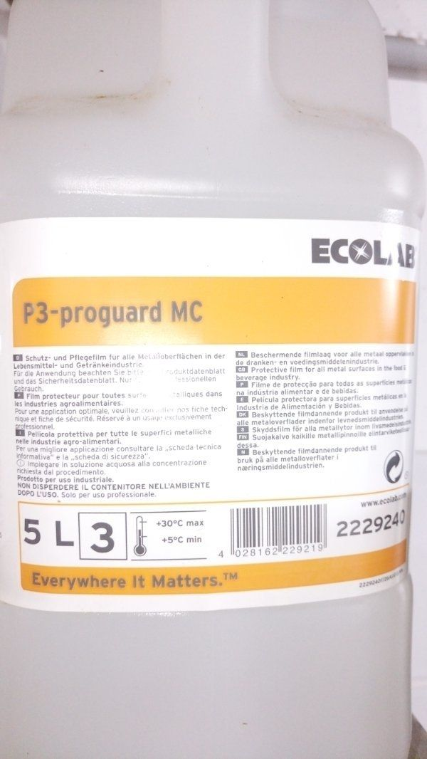P3 proguard MC 5L