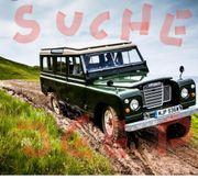 Suche Jeep Geländewagen