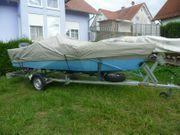 Angelboot - Aluboot-Boot