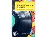 Schallplatten-Brevier Ein kleines Handbuch für