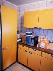 Anbauküche U-Form mit Geräten