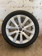Dunlop Reifen Originale Scirocco Felgen
