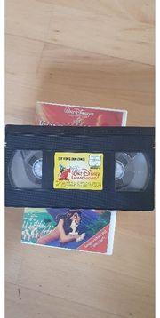 Disneys König der Löwen VHS