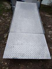 Rollstuhlrampe ca 2 66 m
