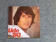 Udo Jürgens LP Udo 80