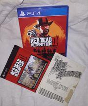 Red Dead Redemption 2 Lösungsbuch