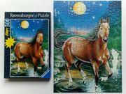 Ravensburger Puzzle Erfrischung im Mondschein -