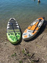 SUP Stand up paddling Verleih