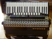 Piano Akkordeon Hohner mit Tonübertrag