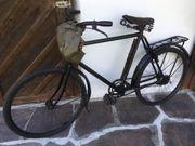 Oldtimer Schweizer Militär-Fahrrad 1937