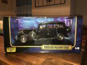 Sammlungsauflösung Horch 851 Pullman 1935