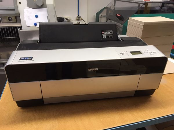 Epson Stylus Pro 3880 - Tintenstrahldrucker