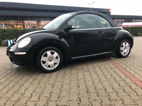 vw beetle cabriolet in hard vw beetle k fer kaufen und. Black Bedroom Furniture Sets. Home Design Ideas