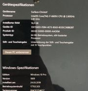 Surface Book 1 i7-6600U