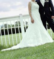 Brautkleid in Spitze