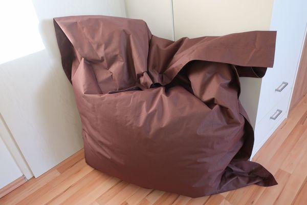 2 x Riesensitzsack 140x180 cm