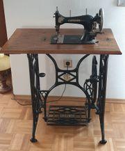 alte Nähmaschine von Gritzner