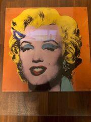 Marilyn Monroe Andy Warhol Posterdruck