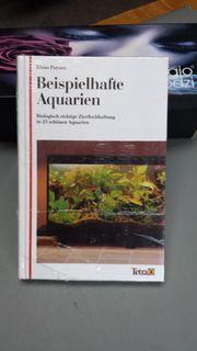 Beispielhafte Aquarien - Klaus Paysan Tetra