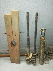 Vermiete Brunnenbohrer Ausrüstung 150 90mm