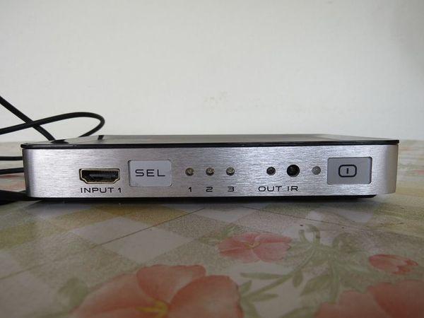DIGITUS 3-Port HDMI Switch