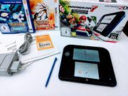 Nintendo 2DS Konsole Handheld komplett