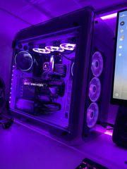 4K Gaming PC Gaming Setup