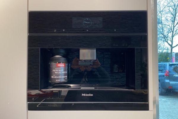 MIELE CVA 7845 Einbau-Kaffeevollautomat